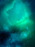 nebula Royaltyfria Foton