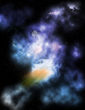 nebula Стоковая Фотография