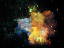 Nebula Arrangement Stock Photos