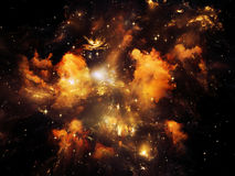 Nebula Dreams Royalty Free Stock Photos