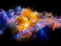 Nebula Energy Royalty Free Stock Photos