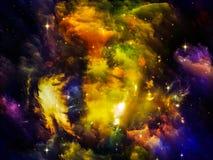 Nebula Lights Royalty Free Stock Image