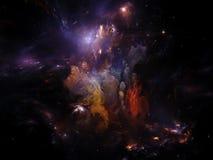 Nebula Meditations Stock Images