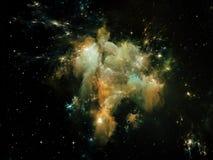 Nebula Meditations Royalty Free Stock Photo