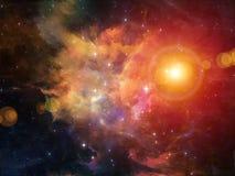 Nebula Propagation Stock Photos
