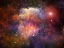 Nebula Propagation Stock Photography