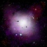 Nebula space background Royalty Free Stock Photography