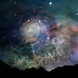 Nebula Stock Photo