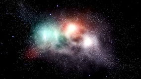 Nebula stock footage