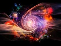 Nebula Vortex Stock Illustration