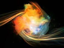 Nebula Vortex Royalty Free Stock Image
