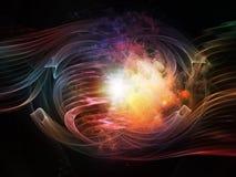 Nebula Vortex Stock Image