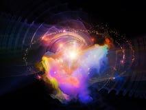 Nebula Vortex Stock Images