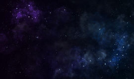 Nebulae Stock Photo