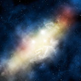 nebulastjärnor Arkivbild