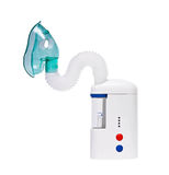Nebulizer with gas mask Stock Image
