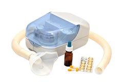 Nebulizzatore ultrasonico Fotografia Stock