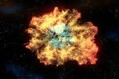 Nebull stellare Fotografia Stock