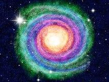 Nebulosa Immagine Stock