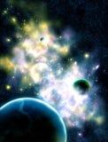 Nebulosa Imagens de Stock