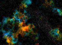 Nebulosa immagine stock libera da diritti