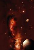 Nebulosa Fotografia Stock Libera da Diritti