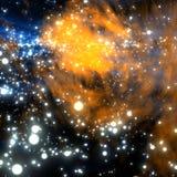 Nebulosa Fotos de archivo libres de regalías
