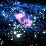 Nebulosa Imagem de Stock Royalty Free