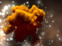 Nebulosa Foto de Stock