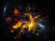 Nebulosa astral imagens de stock royalty free