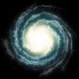 Nebulosa blu Fotografie Stock Libere da Diritti