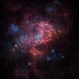 Nebulosa del espacio profundo Imágenes de archivo libres de regalías