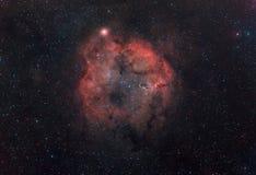 Nebulosa dell'idrogeno. Immagini Stock