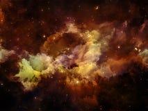 Nebulosa di progettazione Fotografia Stock