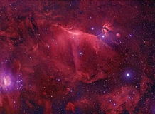 Nebulosa do espaço Imagens de Stock Royalty Free