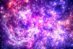 Nebulosa do espaço profundo Imagem de Stock Royalty Free