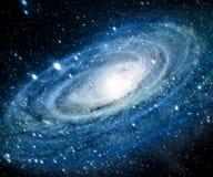 Nebulosa e galáxias no espaço Elementos desta imagem fornecidos pela NASA imagens de stock royalty free