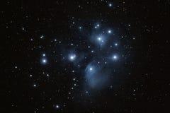 Nebulosa no espaço profundo Imagens de Stock