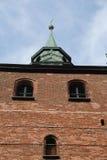 Neburg kerk LÃ ¼ Royalty-vrije Stock Foto's