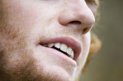 Necesidad de afeitar Fotografía de archivo libre de regalías