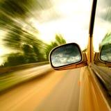 Necesidad de la velocidad Foto de archivo libre de regalías