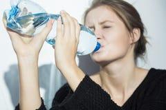 Necesite aún así más agua Imagen de archivo libre de regalías