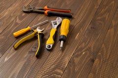 Necessary locksmith's tools Stock Photography