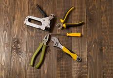 Necessary locksmith's tools Royalty Free Stock Photo