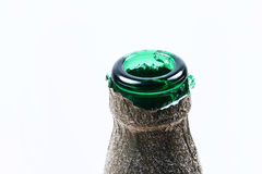 Neck of bottle Royalty Free Stock Images