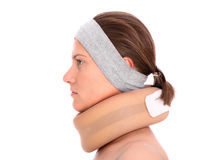 Neck collar Stock Images