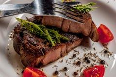 Neck steak Royalty Free Stock Photo