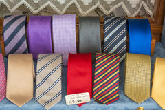 Neck tie Royalty Free Stock Photos