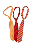 Neck tie isolated Royalty Free Stock Photography