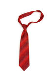 Neck tie isolated Royalty Free Stock Images